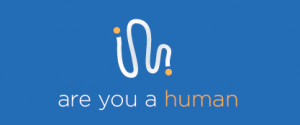 Are You A Human logo
